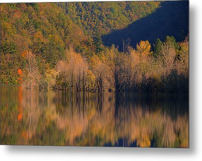 Autunno In Liguria - Autumn In Liguria 1 Metal Print