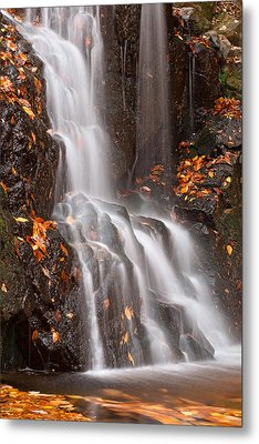Avalon Falls Metal Print by Nicolas Raymond