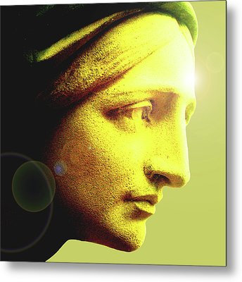 Ave Maria No. 01 Metal Print by Ramon Labusch