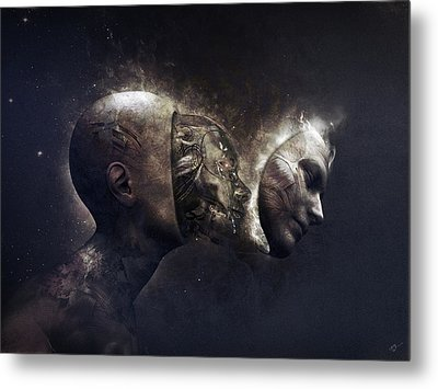 Awaken Metal Print by Cameron Gray