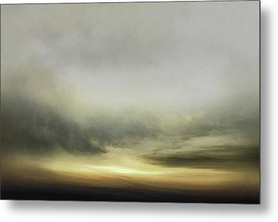 Awakened Metal Print by Lonnie Christopher