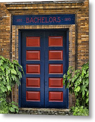 Bachelors Barge Club Metal Print by Stephen Stookey