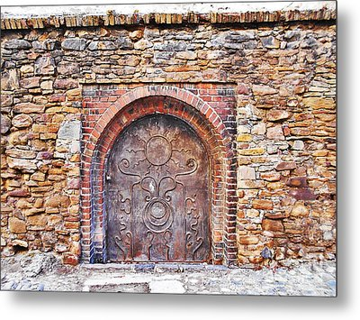 Back To Medieval Times Metal Print