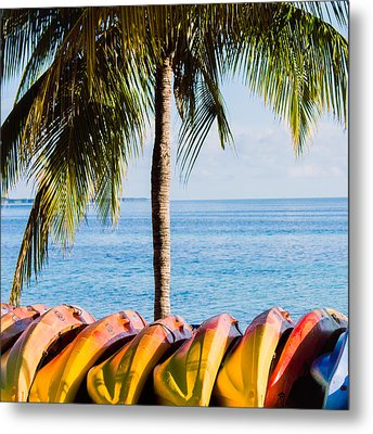 Bahama Vibes Metal Print by Parker Cunningham