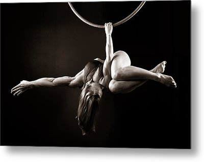Balance Of Power 2011 Meathook Metal Print