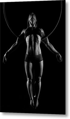 Balance Of Power - Symmetry Metal Print