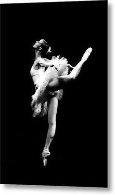 Ballet Dance Metal Print