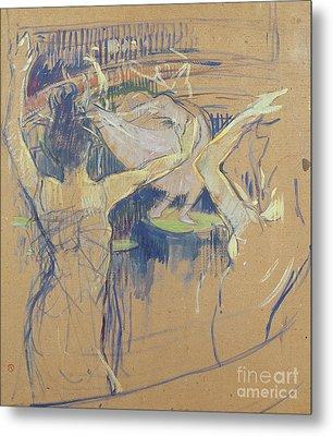 Ballet De Papa Chrysantheme, 1892 Metal Print