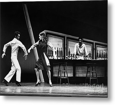 Ballet Fancy Free C1970 Metal Print by Granger