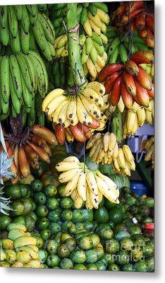Banana Display. Metal Print