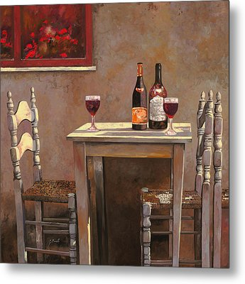 Barbaresco Metal Print by Guido Borelli