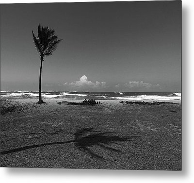 Barbers Pt., Oahu Metal Print