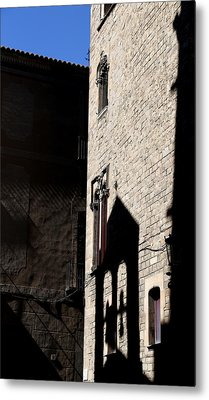 Metal Print featuring the photograph Barcelona 2 by Andrew Fare