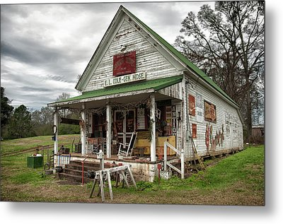 Barfield General Store Metal Print