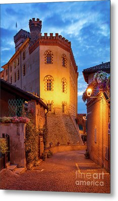 Metal Print featuring the photograph Barolo Morning by Brian Jannsen