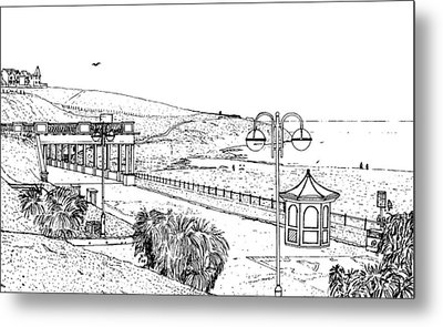 Barry Island Number 2 Metal Print