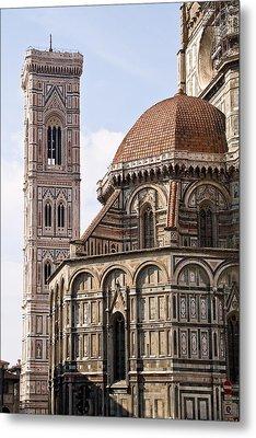 Basilica Di Santa Maria Del Fiore  Metal Print by Carl Jackson