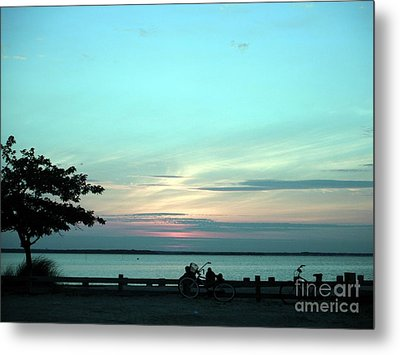 Bay Breeze Metal Print