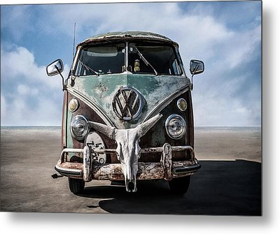 Beach Bum Metal Print by Douglas Pittman