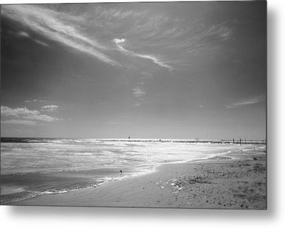 Beach Metal Print by John Gusky