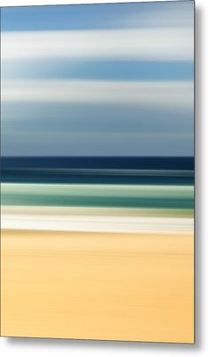 Beach Pastels Metal Print