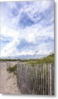 Beach Time IIi Metal Print