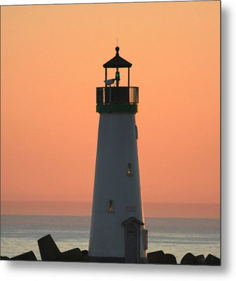 Beacon Of Light Metal Print