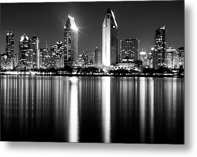 Beacon Metal Print by Ryan Weddle