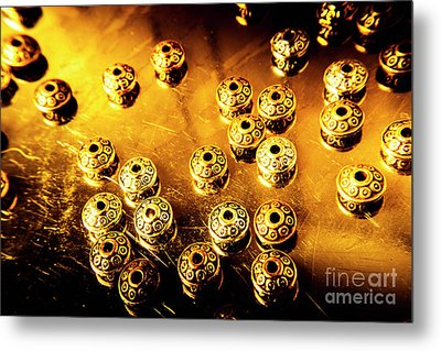 Beads From Another Universe Metal Print by Jorgo Photography - Wall Art Gallery