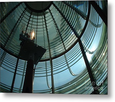 Beam Master Metal Print by Mark Robbins