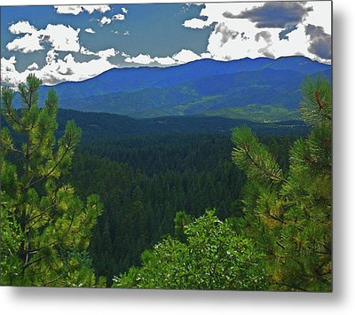 Metal Print featuring the photograph Beautiful Colorado by Tammy Sutherland