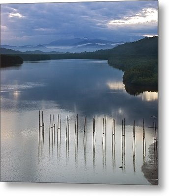 Beautiful Landscape Metal Print by Ng Hock How