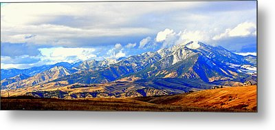 Beautiful Montana Metal Print
