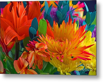 Beautiful To The Eyes  Metal Print by Ray Shrewsberry