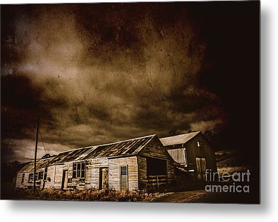 Beauty In Rustic Decay Metal Print by Jorgo Photography - Wall Art Gallery
