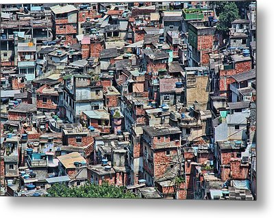 Metal Print featuring the photograph Beauty In The Chaos  by Kim Wilson