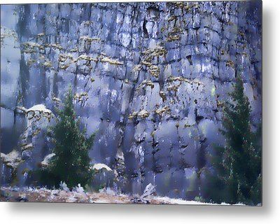 Metal Print featuring the photograph Beauty Of The Gorge by Dale Stillman