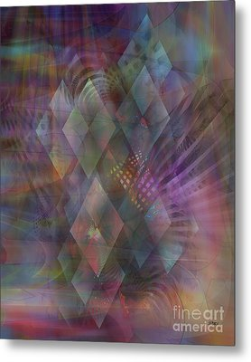 Bedazzled Metal Print by John Beck