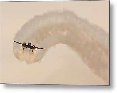 Beech 18 Metal Print by John Daly