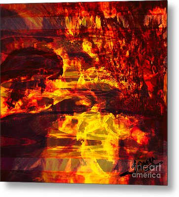 Before After Everything Metal Print