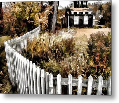 Metal Print featuring the photograph Before Snow Flies by Betsy Zimmerli
