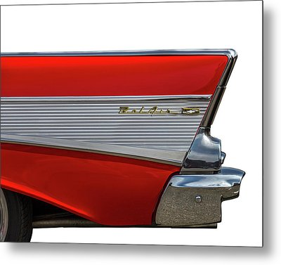Metal Print featuring the photograph Bel Air by Peter Tellone