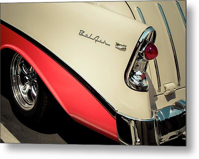 Bel Air Style Metal Print by Caitlyn Grasso