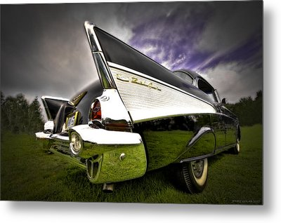 Belair  Metal Print by Jerry Golab