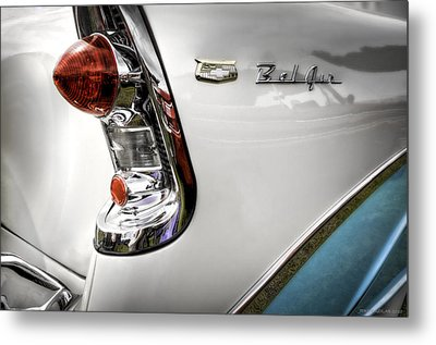 Belair One Metal Print by Jerry Golab