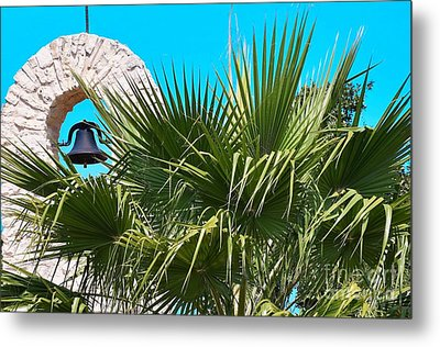 Metal Print featuring the photograph Bell by Ray Shrewsberry