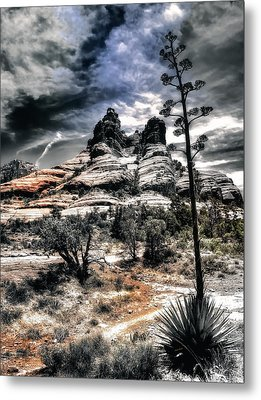 Metal Print featuring the photograph Bell Rock by Jim Hill