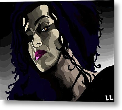 Bellatrix Metal Print by Lisa Leeman