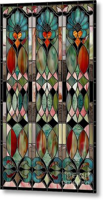 Belle Epoch Metal Print by Mindy Sommers
