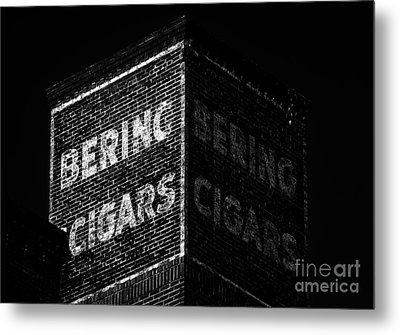 Bering Cigar Factory Metal Print by David Lee Thompson